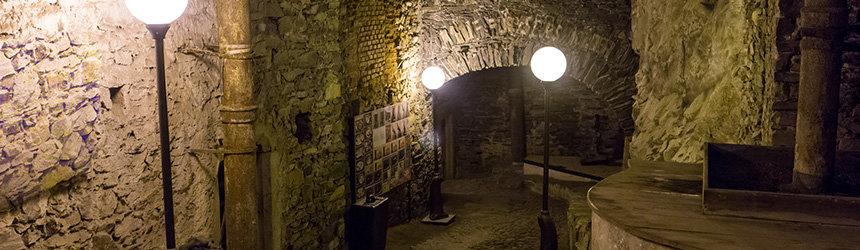 Bastionien tunnelit Tallinnassa