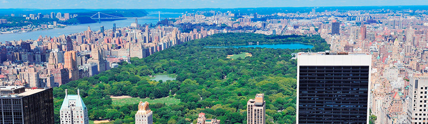 Central Park New Yorkissa