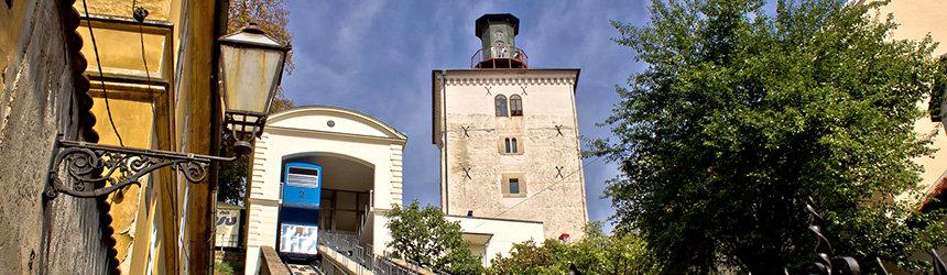 Kula Lotrščak-torni