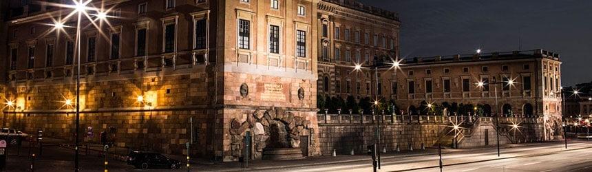 Kuninkaanlinna Tukholmassa