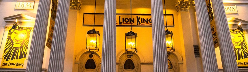 Lion King musikaali