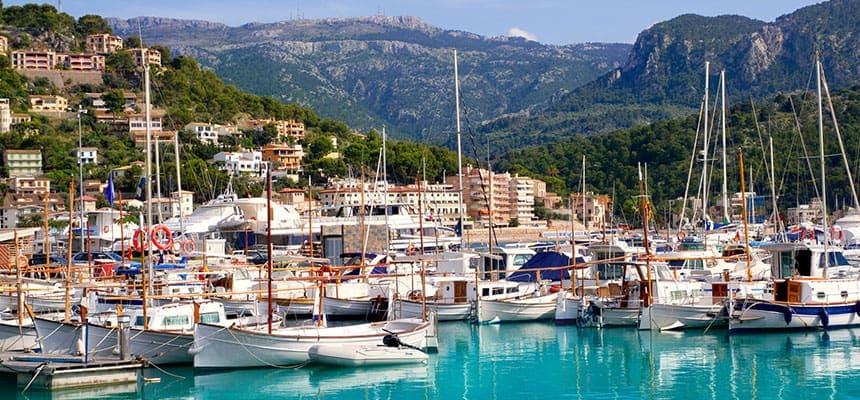 Mallorca toukokuussa