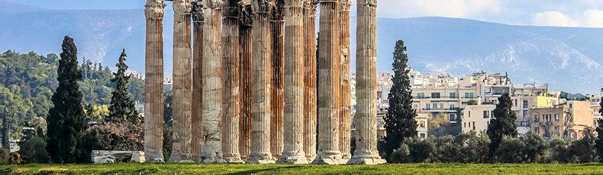 Olympoksen Zeuksen temppeli – Olympieion