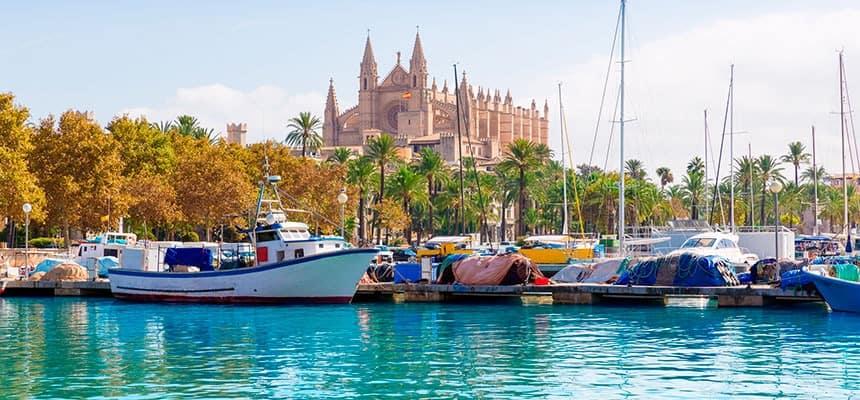 Paras kohde Mallorcalla