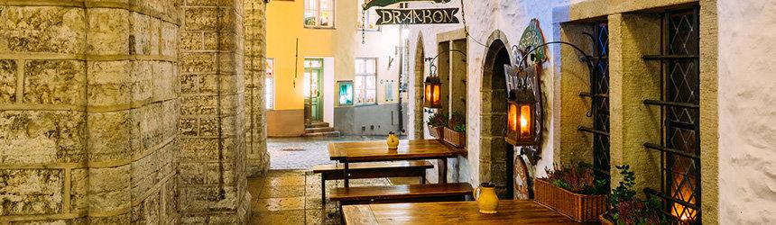 III Draako pubi Tallinnassa