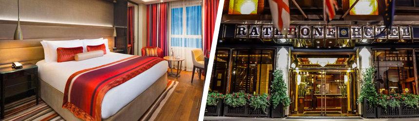 Rathbone Hotel, Lontoo