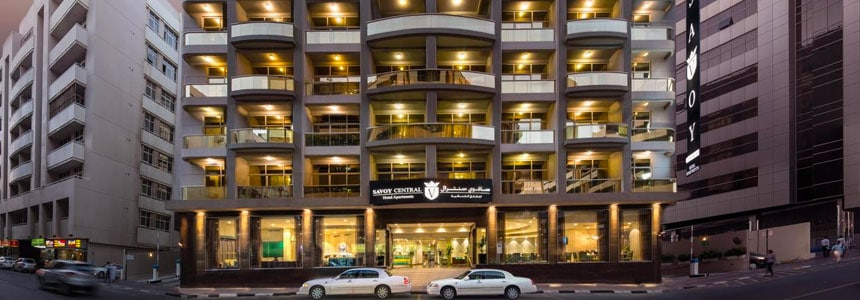 Savoy Central Hotel Apartments hotelli