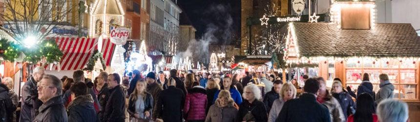 Spandaun joulumarkkinat