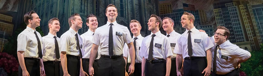 The Book of mormon musikaali