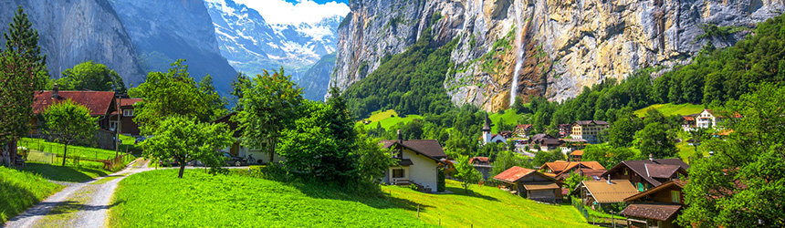 Wengen Sveitsissä